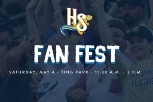 Free Fan Fest Coming May 4th!