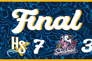 Salamanders Come Back To Beat Shakes 7-3