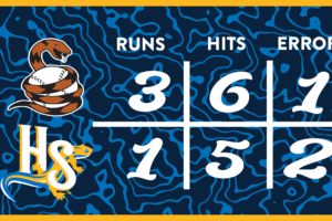 Salamanders Fall to Copperheads